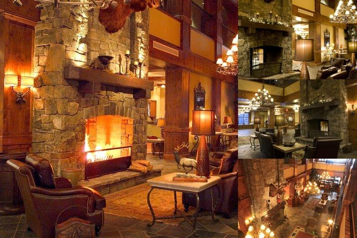 Lodge at Whitefish Lake photo collage