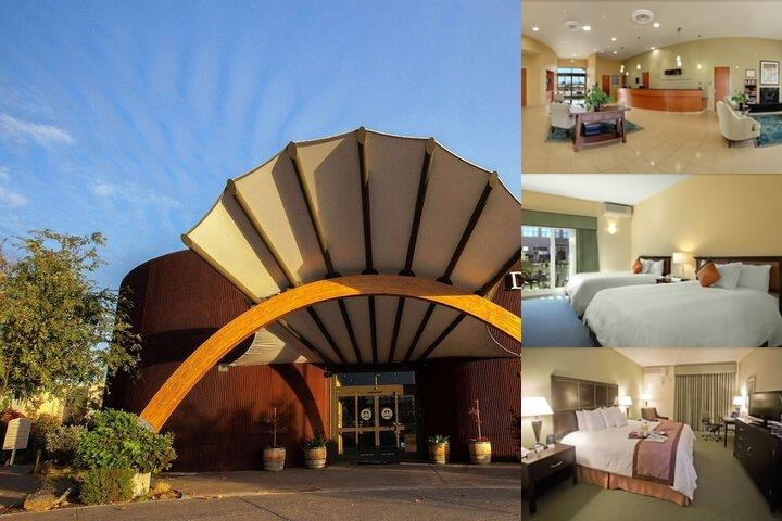 Doubletree by Hilton Napa Valley American Canyon photo collage