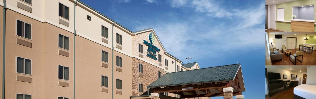 Woodspring Suites Signature Las Colinas photo collage