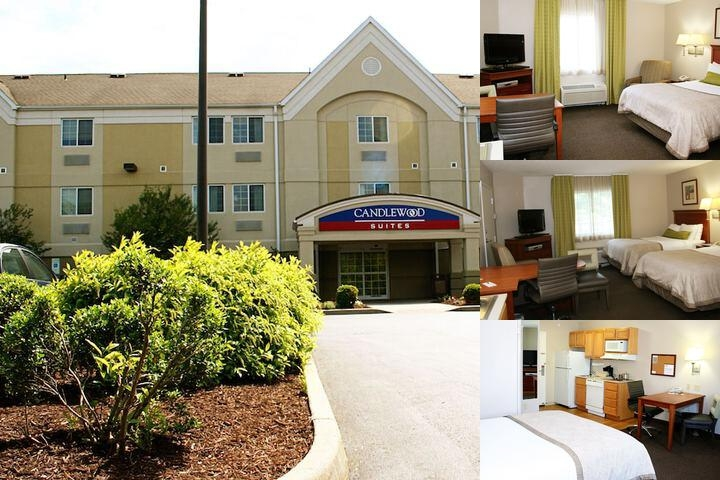 Candlewood Suites Harrisonburg photo collage