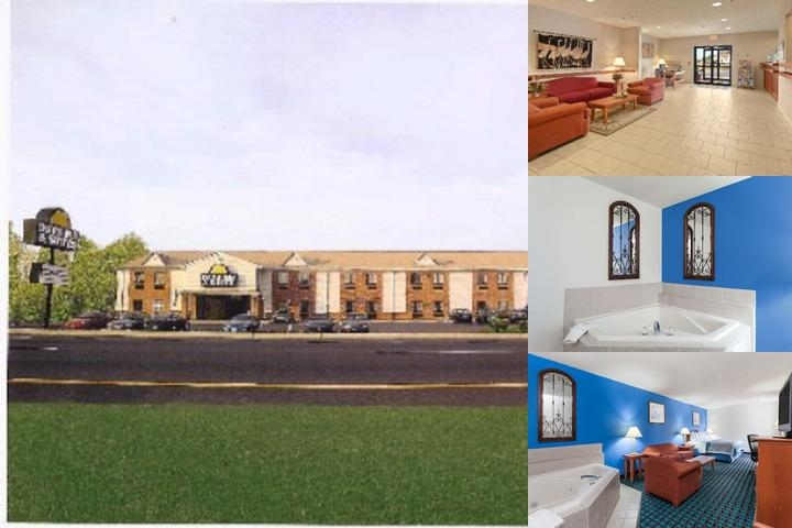 Days Inn & Suites photo collage