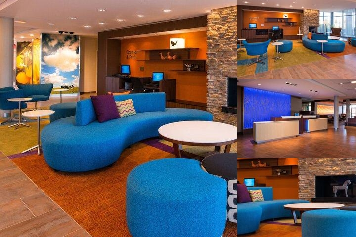 Fairfield Inn & Suites by Marriott Akron Stow photo collage