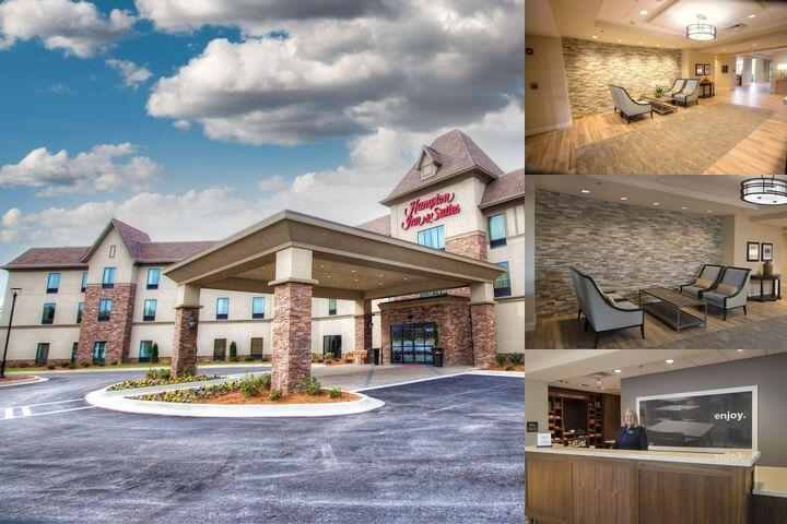 Hampton Inn & Suites Braselton photo collage