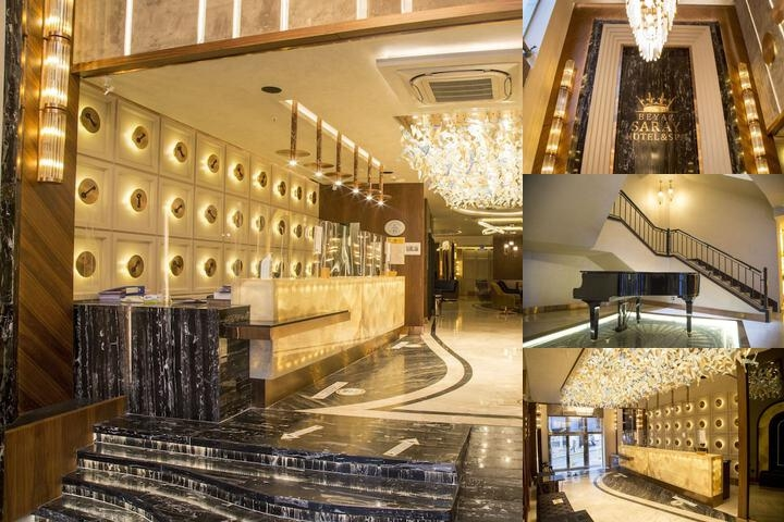 Hotel Beyaz Saray photo collage