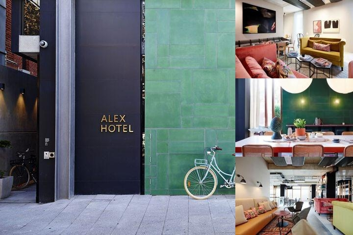 Alex Hotel photo collage