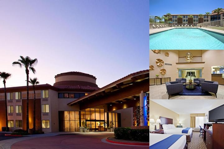 Holiday Inn Express Scottsdale North photo collage