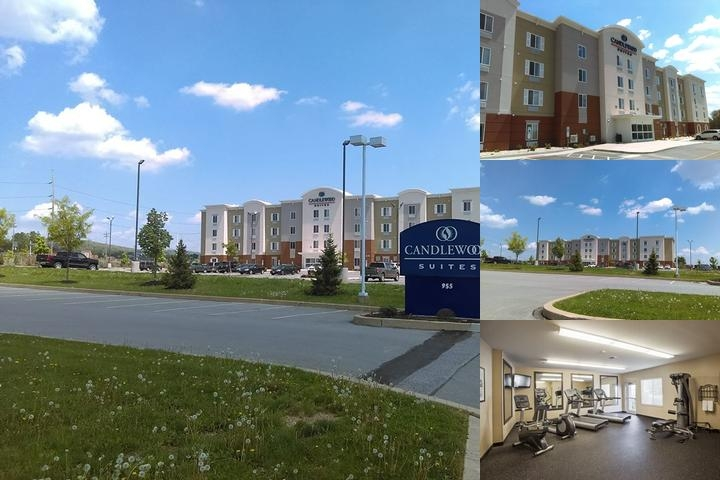 Candlewood Suites York photo collage
