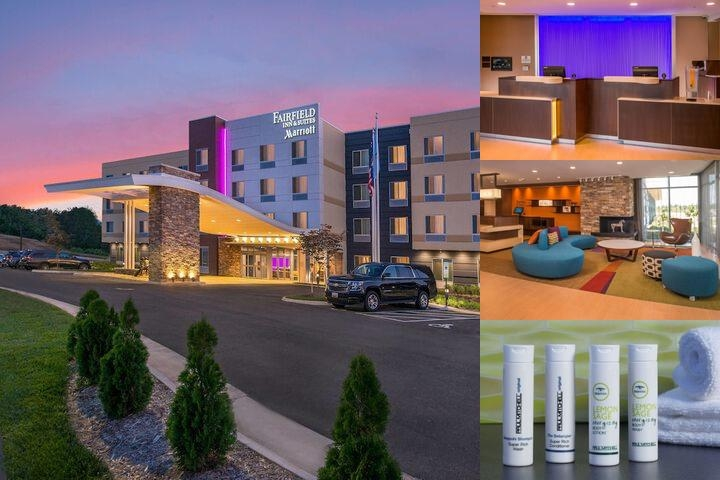 Fairfield Inn & Suites by Marriott Richmond Ashland photo collage
