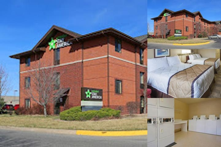 Extended Stay America Wichita East photo collage