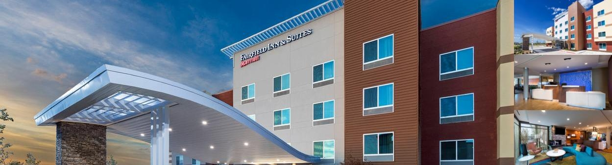 Fairfield Inn & Suites by Marriott Dallas Waxahachie photo collage