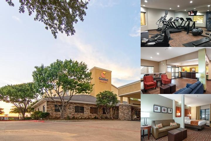 Holiday Inn Express & Suites Dallas / Stemmons Fwy photo collage