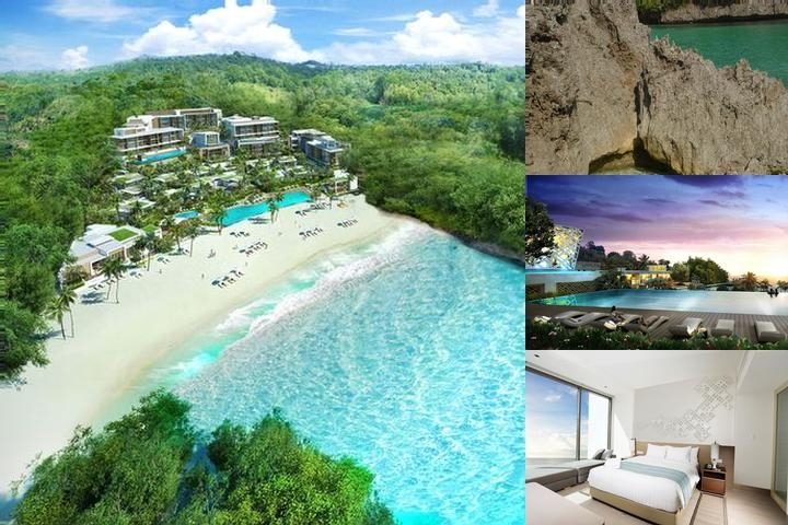 Crimson Resort & Spa Boracay photo collage