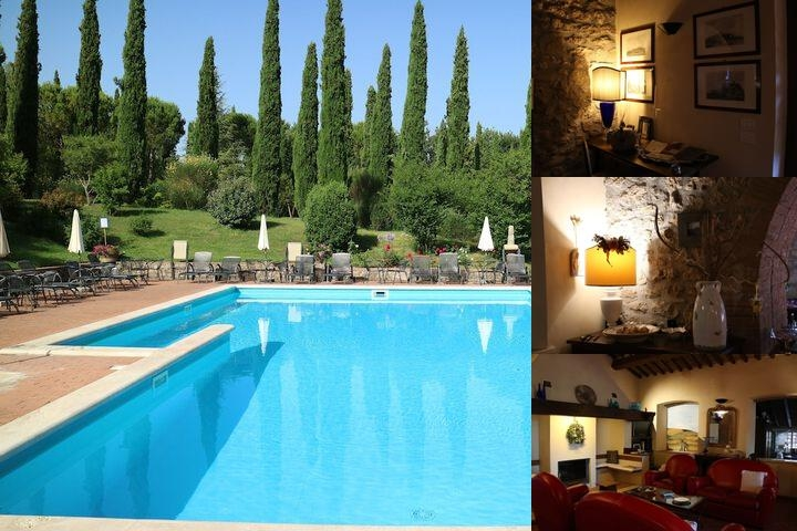La Sovana Country Relais photo collage