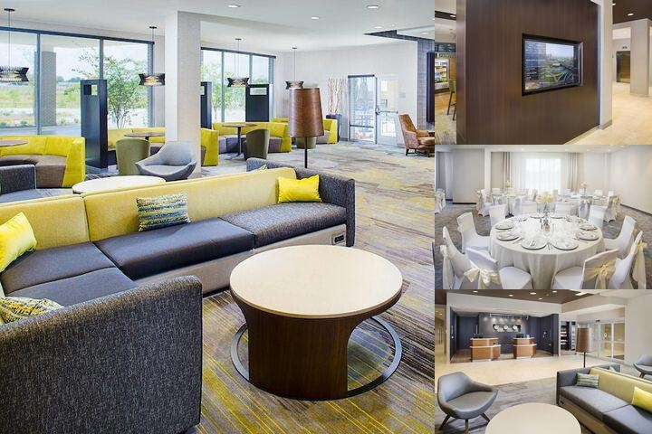 Courtyard by Marriott Dallas Carrollton photo collage