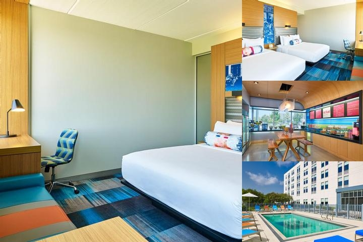 Aloft Las Colinas photo collage