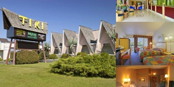 Tiki Hotel & Conference Center photo collage