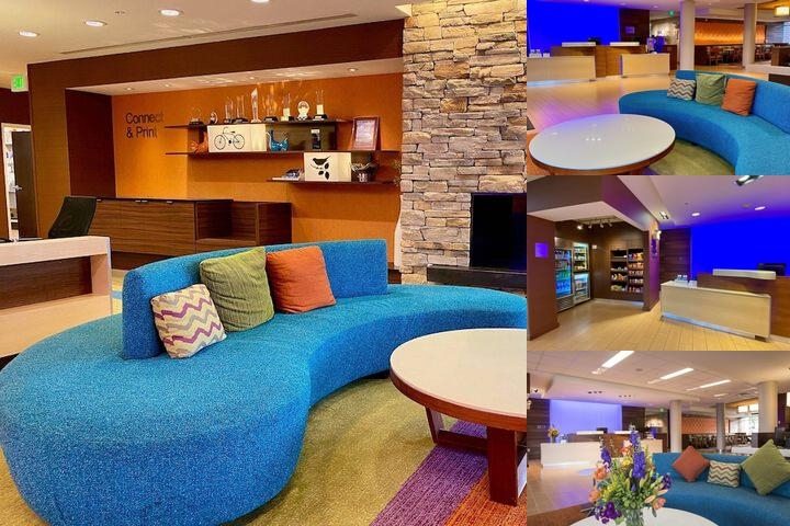Fairfield Inn & Suites The Dalles photo collage