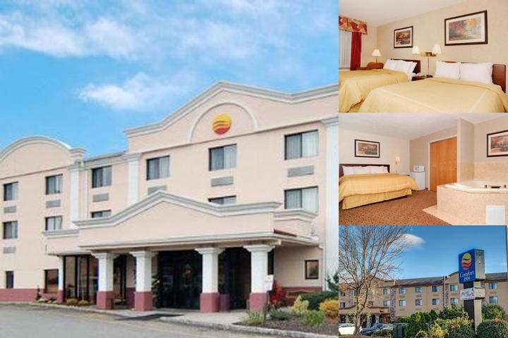 Comfort Inn Fairfield photo collage