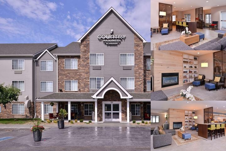 Country Inn & Suites Omaha Airport photo collage
