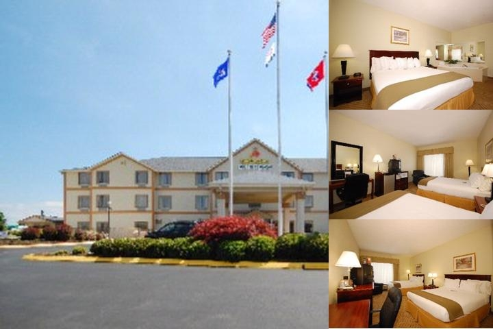Holiday Inn Express Dandridge photo collage