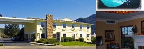 Best Western Grants Pass Inn photo collage