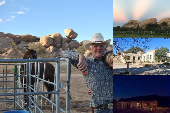 Triangle T Guest Ranch photo collage
