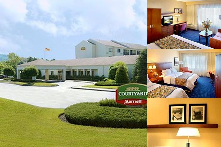 Courtyard by Marriott Fishkill photo collage
