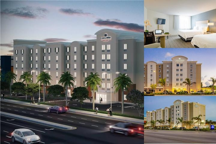 Candlewood Suites Miami Int'l Airport 36th Street photo collage
