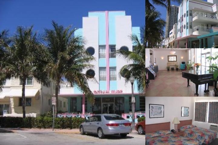 Ocean Surf Hotel 7436 Ter Miami Beach Fl