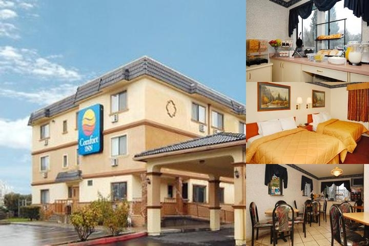 Americas Best Value Inn Stockton East / Hwy 99 photo collage