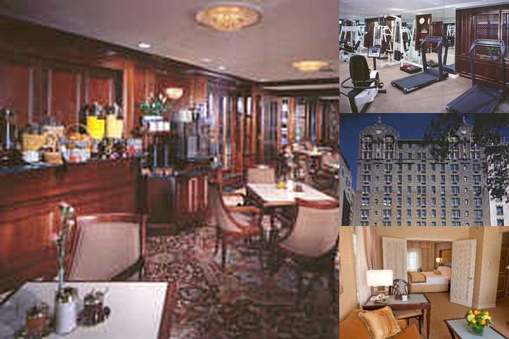 Excelsior Hotel photo collage