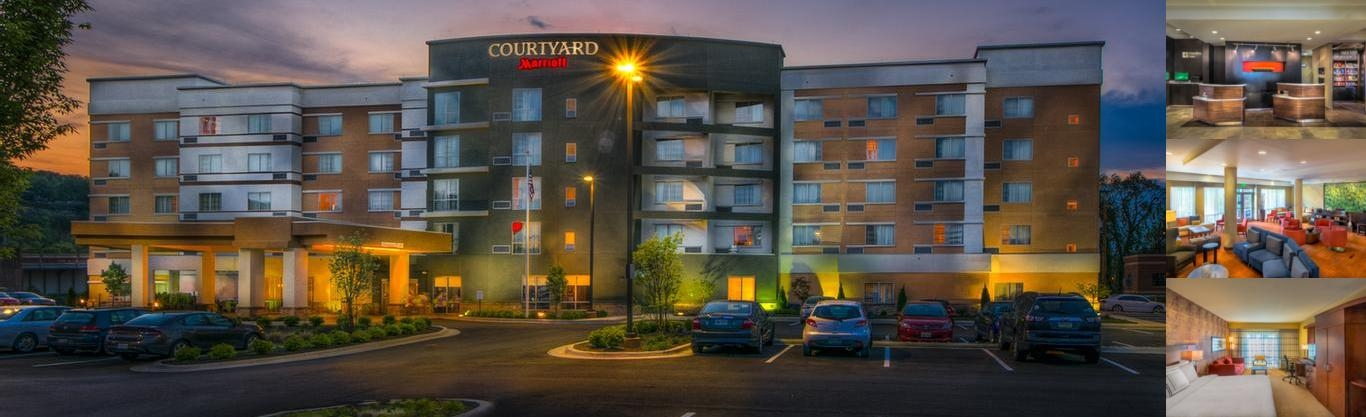 Courtyard by Marriott Charleston Downtown / Civic Center photo collage