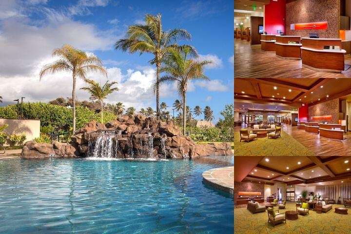 Courtyard by Marriott Oahu North Shore photo collage