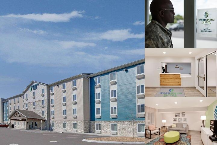 Woodspring Suites Nashville North photo collage