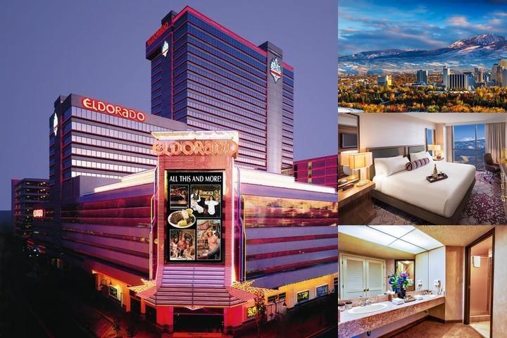Eldorado Hotel Casino Reno Nv 345 North Virginia 89501