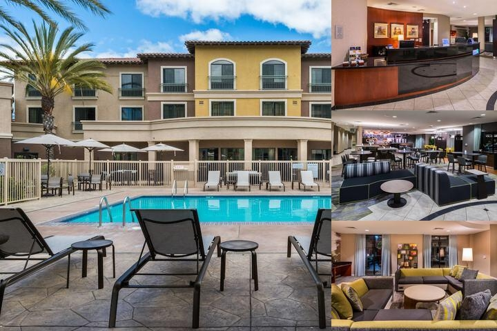 Courtyard by Marriott San Luis Obispo photo collage