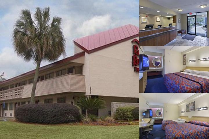 Red Roof Inn Tallahassee photo collage