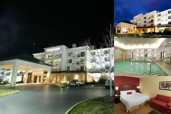 Courtyard by Marriott Harrisonburg photo collage