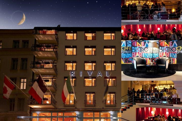 Hotel Rival photo collage