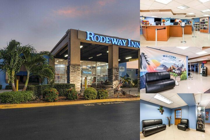 Rodeway Inn & Suites Ft. Lauderdale Air / Cruisepo photo collage