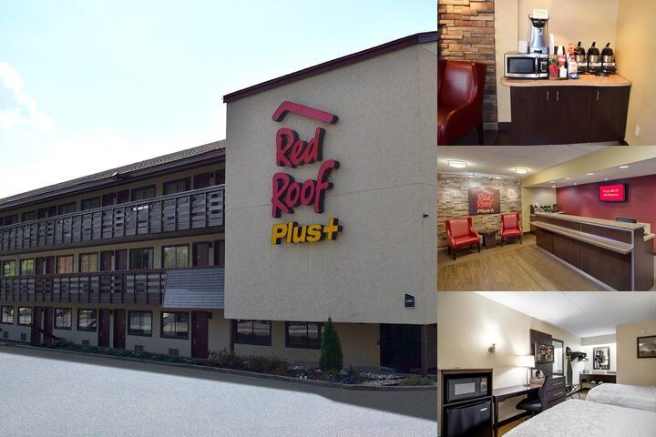 Red Roof Inn Pittsburgh East Monroeville photo collage