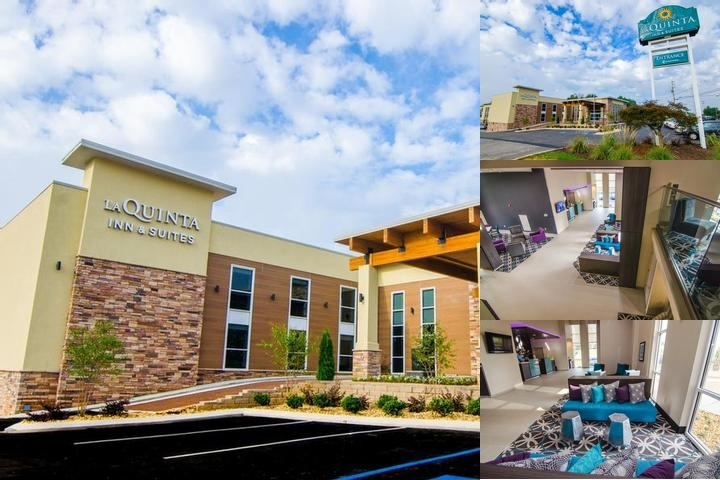 La Quinta Inn & Suites Chattanooga East Ridge photo collage