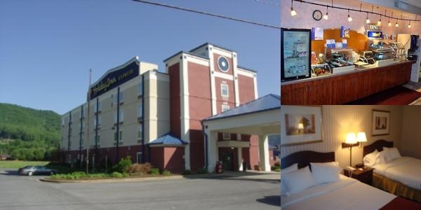 Mountain Inn & Suites Erwin photo collage