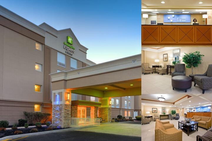 Holiday Inn Express Hotel & Suites West Long Branc photo collage