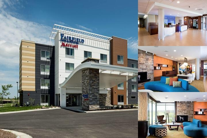 Fairfield Inn & Suites Rochester Mayo Clinic Area / St. Marys photo collage