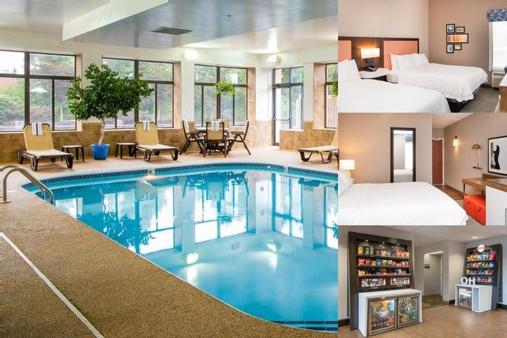 Hampton Inn Solon photo collage