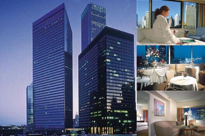 Swissotel Chicago photo collage
