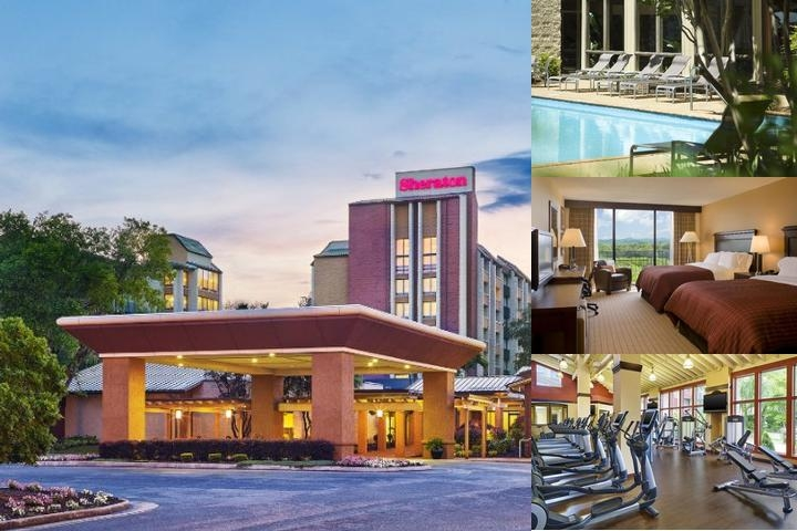 Sheraton Roanoke Hotel & Conference Center photo collage