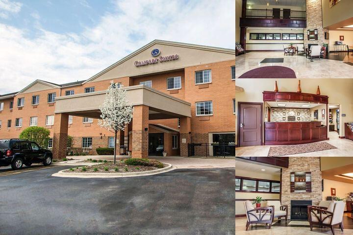 Comfort Suites Elgin Elgin Il 2480 Bushwood 60124