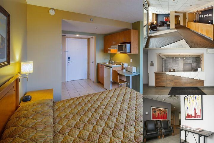 Hotel Les Suites Labelle photo collage
